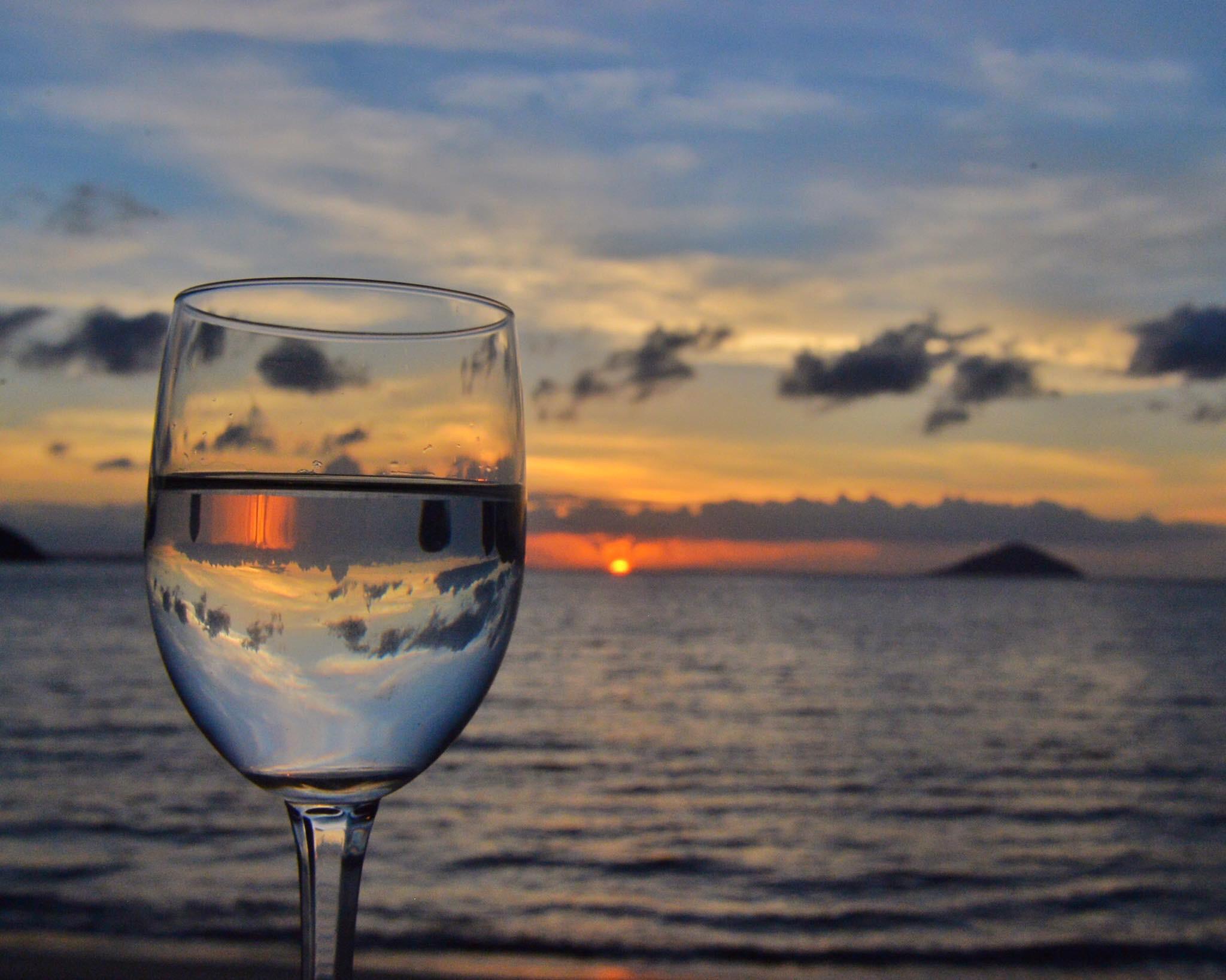 duangjan's sunset