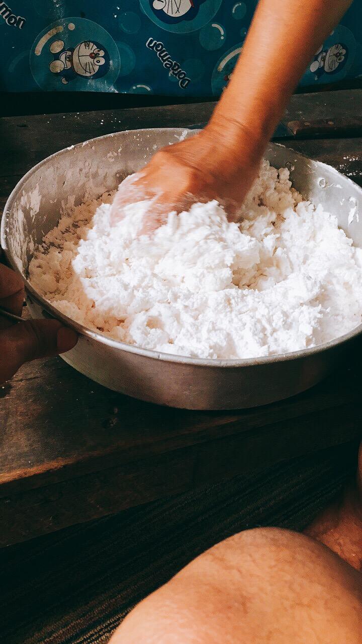 メー(お母さん)の伝統手作りタイデザート2