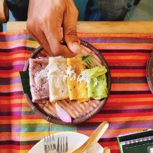 タイ伝統デザート バンコクのオシャレなルーフトップバー、カフェ カノムチャン登場